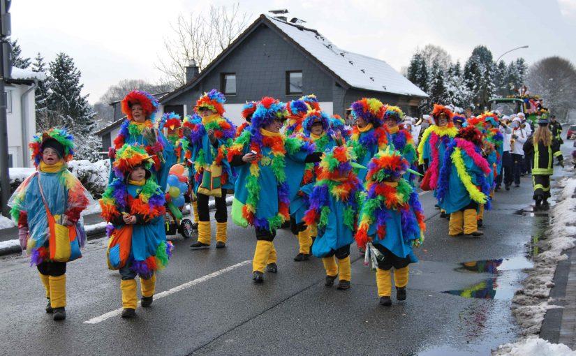 Bunt und jeck – Karneval im Rheinland