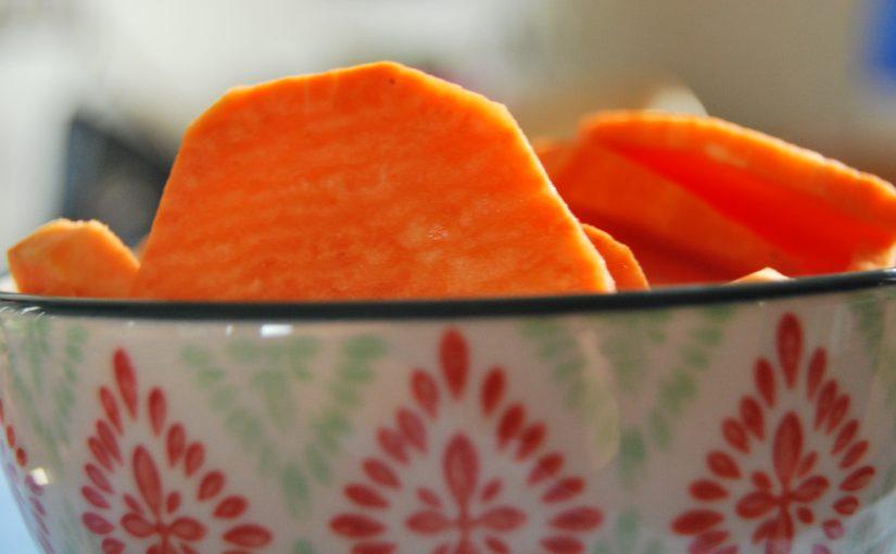 Süße Knolle: Trendgemüse Süßkartoffel