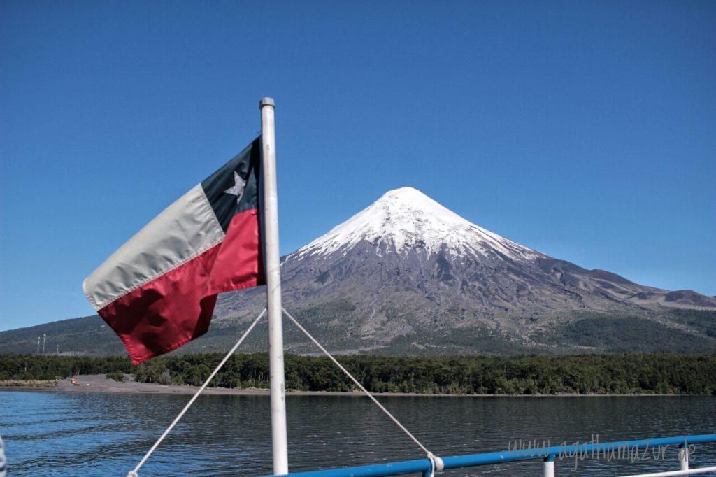 Lebensfreude, Chaos und schneebedeckte Gipfel: Chile