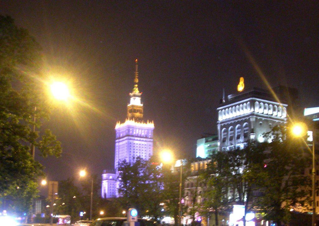 Warschau, die Stolze