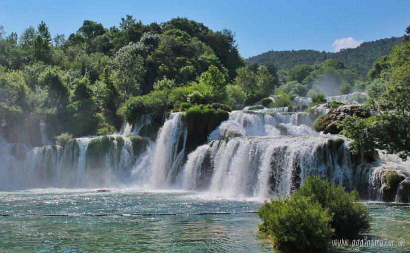 Winnetou wurde hier gedreht – Kroatiens bekannteste Wasserfälle