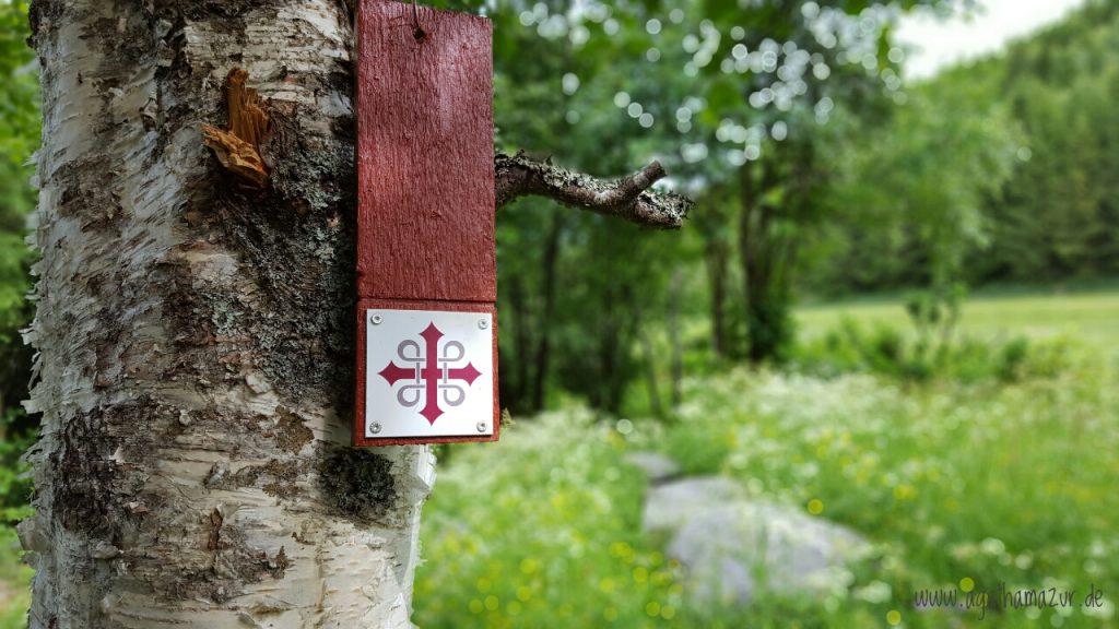 Auf dem Olavsweg durch Norwegen